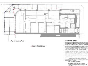 Plan-View-Of-Hoarding-A-Park-Lane-London